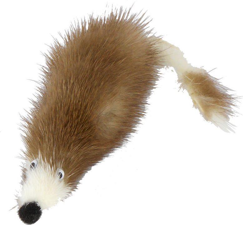 """Игрушка для кошек GoSi """"Мышь"""", 5 см"""
