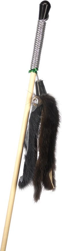 """Дразнилка-удочка для кошек GoSi """"Мышиные хвосты"""", длина 50 см"""