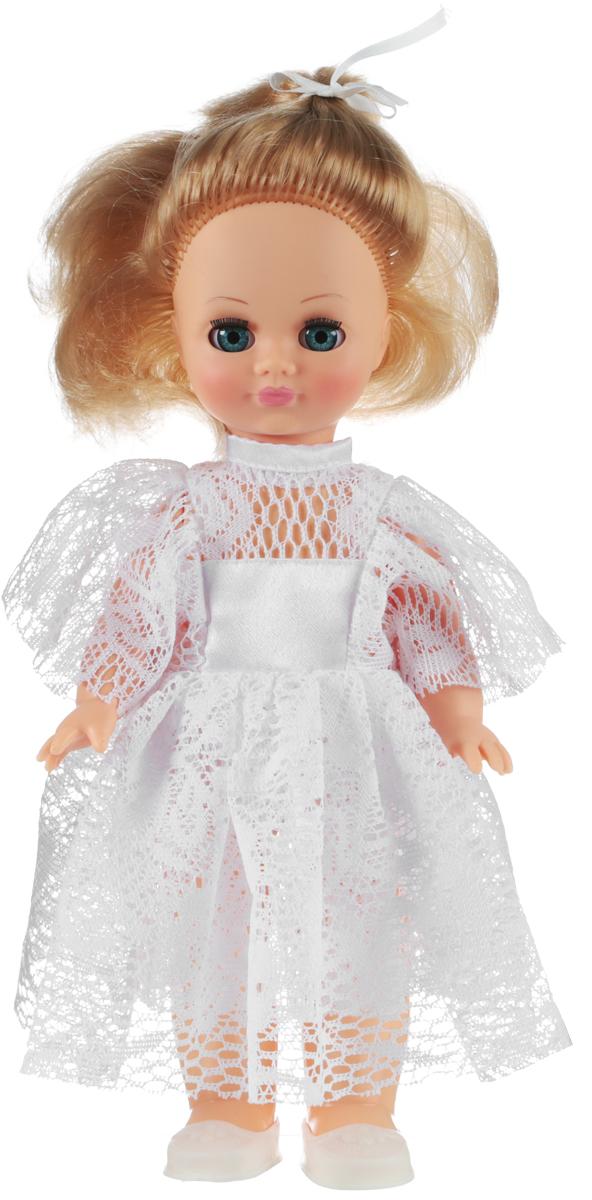 Весна Кукла озвученная Лена цвет наряда белый