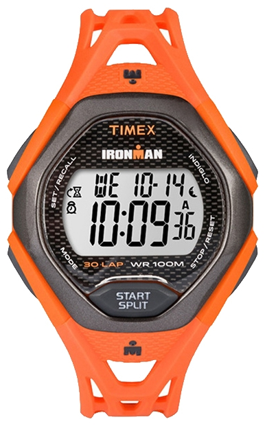 Наручные часы Timex Ironman, цвет: красный. TW5M10500 все цены