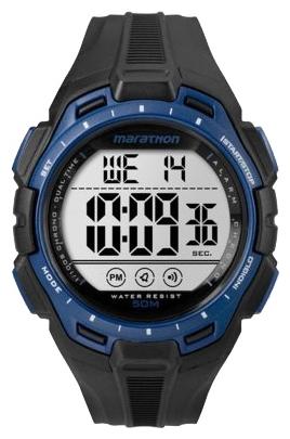 Наручные часы Timex Marathon, цвет: черный. TW5K94700