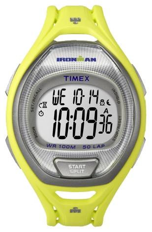 Наручные часы Timex Ironman, цвет: желтый. TW5K96100 все цены