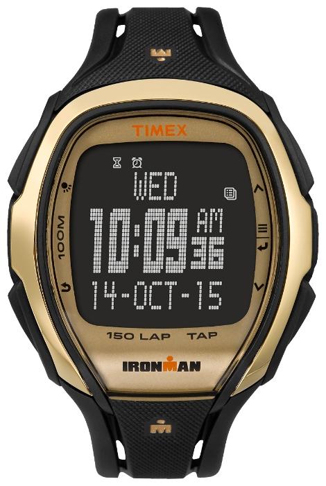 Наручные часы Timex Ironman, цвет: черный. TW5M05900 все цены