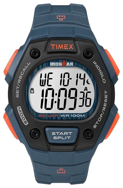 Наручные часы Timex Ironman, цвет: синий. TW5M09600 все цены