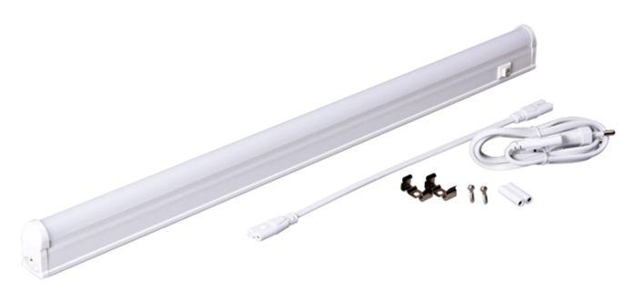 Светильник светодиодный Jazzway PLED T5i PL 600, линейный, IP40, 4000K, 8 Вт. 2850621 цена