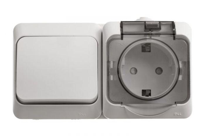 Блок двойной Schneider Electric