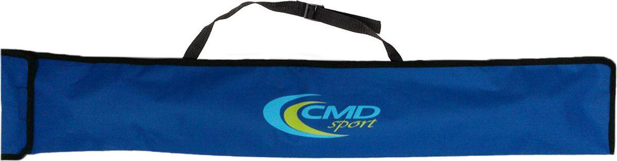 Чехол для палок скандинавской ходьбы CMD Sport, цвет: синий, 90 см