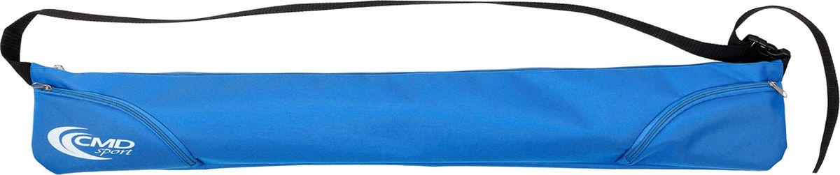 """Чехол для палок для скандинавской ходьбы """"CMD Sport"""", цвет: синий, 90 см. CMD-bag-zip"""