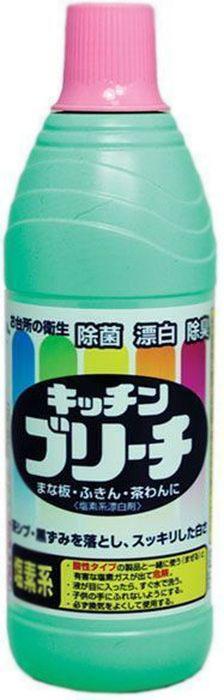 Средство моющее для кухни Mitsuei, универсальное, 600 мл molecola универсальное моющее средство для пола ламинат экологичный 1000 мл 9233