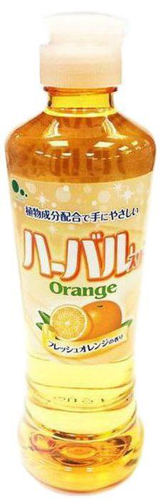 """Средство для мытья посуды, овощей и фруктов """"Mitsuei"""", концентрированное, аромат апельсина, 270 мл"""