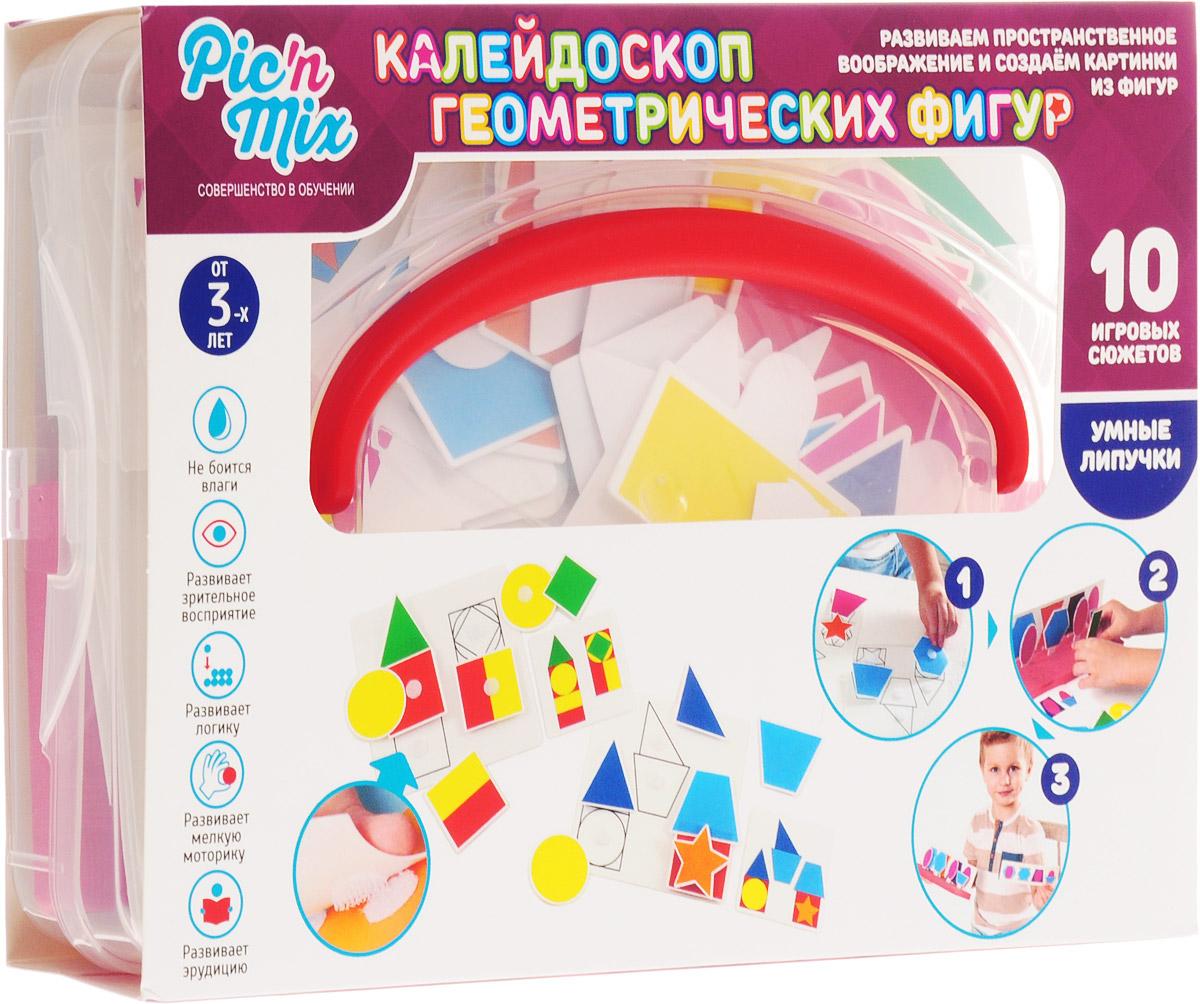 PicnMix Обучающая игра Калейдоскоп геометрических фигур цены онлайн