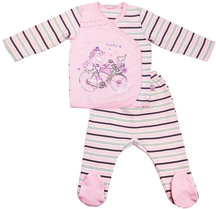 Комплект одежды Cherubino комплект для девочки cherubino цвет светло розовый серый 5 предметов can 9407 размер 74