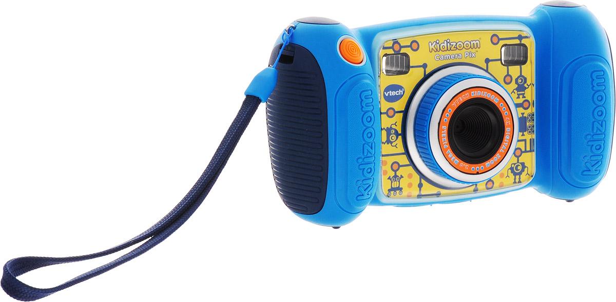 Vtech Детская цифровая фотокамера Kidizoom Camera Pix цвет синий