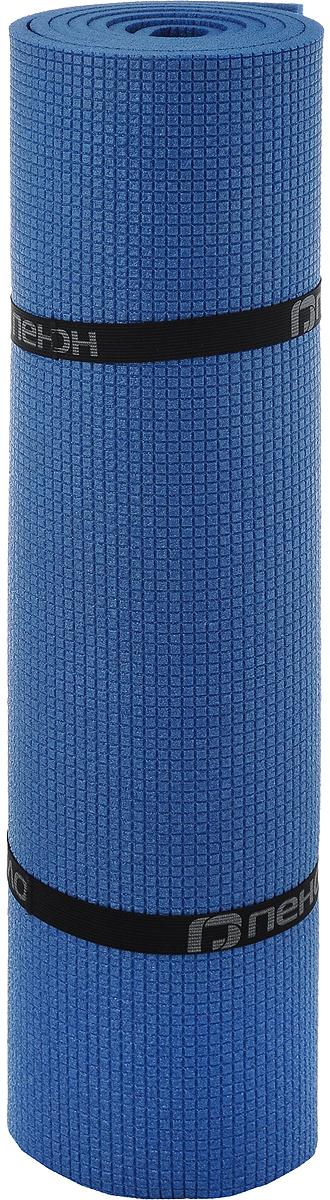 Коврик туристический Пенолон, цвет: синий, 180 х 60 х 0,8 см