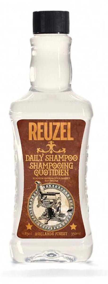 Reuzel ежедневный шампунь для волос 350 мл