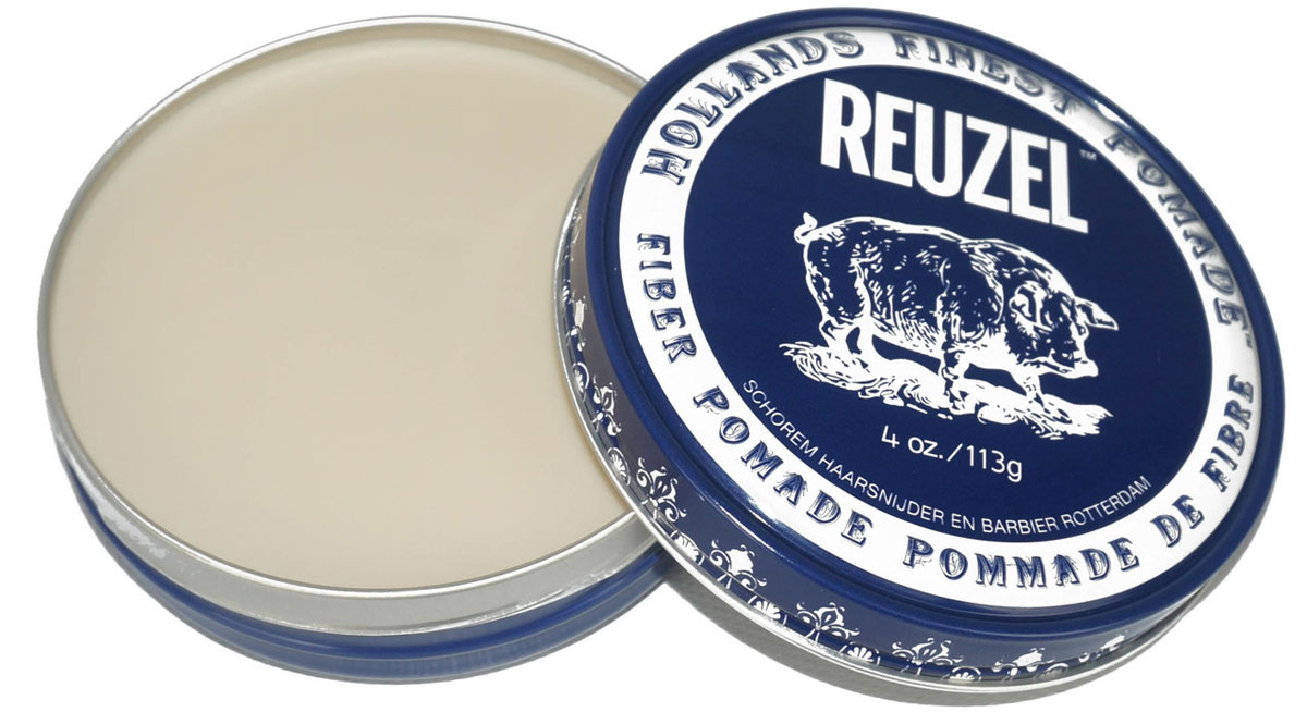 Reuzel паста для укладки волос, темно-синяя банка 113 гр