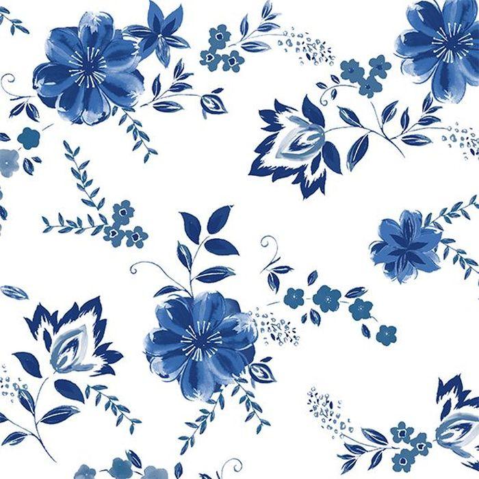 Салфетки бумажные Duni Laura, 3-слойные, 24 х 24 см, 20 шт салфетки бумажные duni белые розы 3 слойные 33 х 33 см 20 шт