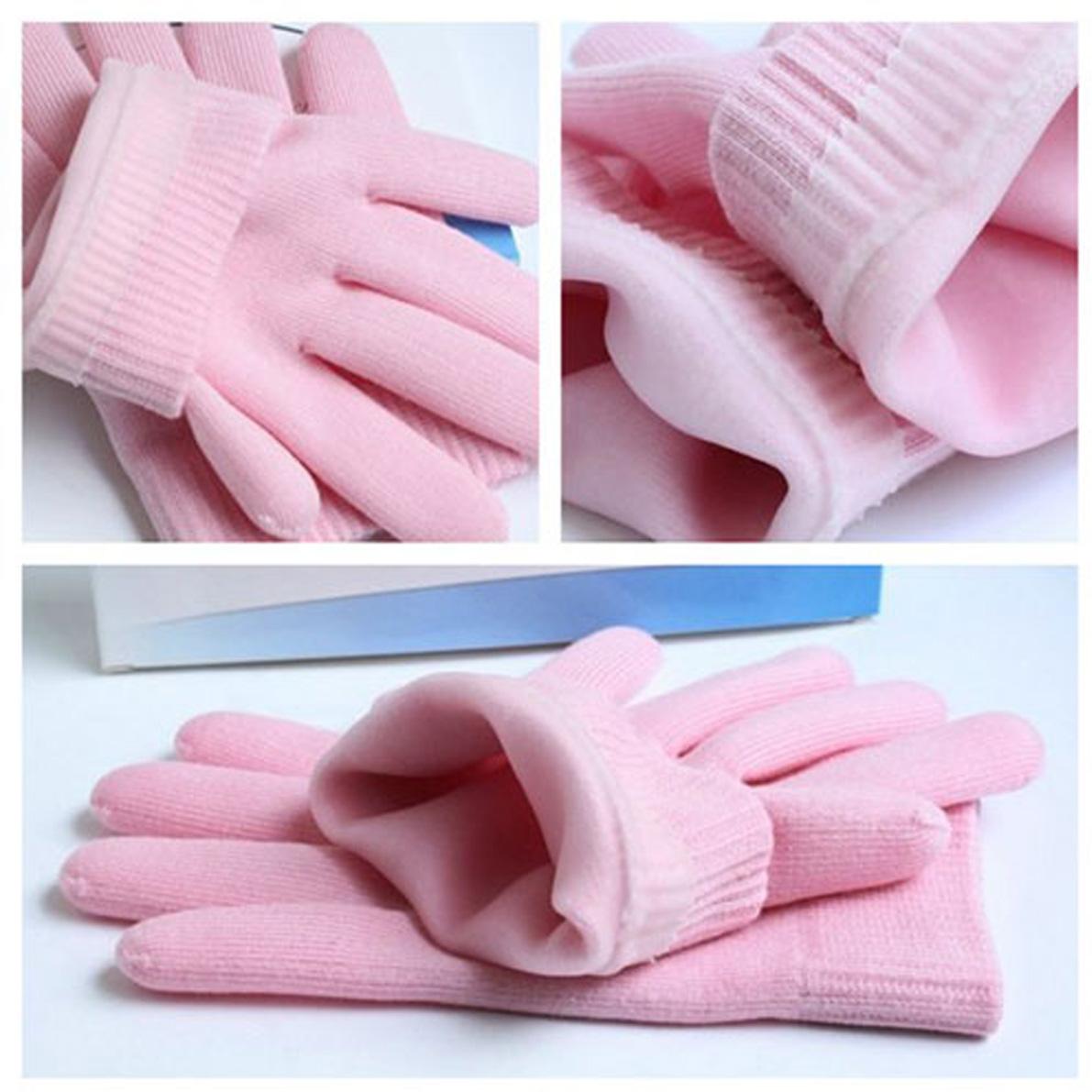 GessУвлажняющие гелевые перчатки Sweety Gess
