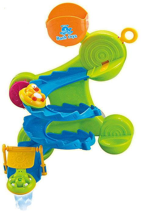 Abtoys Игрушка для ванной Веселое купание Горка игрушка деревянная горка нюша д328
