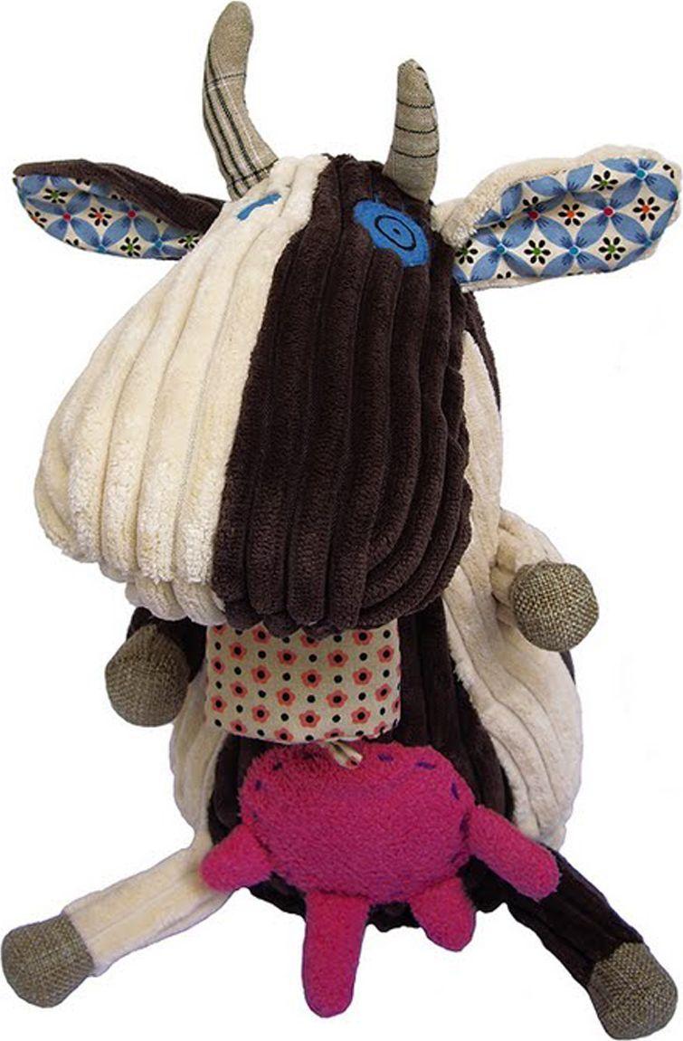 Deglingos Original Мягкая игрушка Коровка Milkos