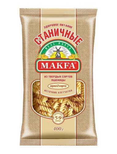 MakfaСтаничные спирали, 400 г Makfa