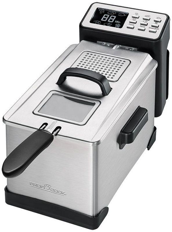 Фритюрница Profi Cook PC-FR 1087, Steel