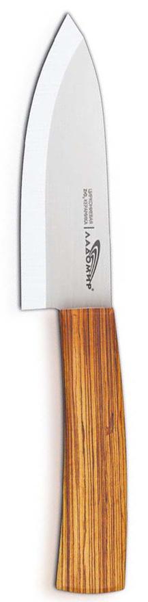 """Нож универсальный """"Ладомир"""", циркониевая керамика, длина лезвия 12 см. Е7АКА12"""