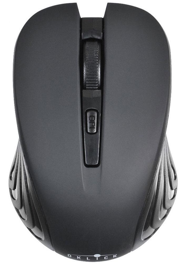 Фото - Мышь Oklick 545MW, Black мышь oklick 545mw черно красный