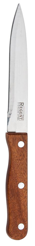 """Нож для овощей Regent Inox """"Linea Eco"""", длина лезвия 12,5 см"""