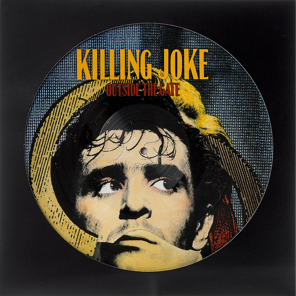Killing Joke Killing Joke. Outside The Gate (LP) killing joke killing joke absolute dissent 2 lp
