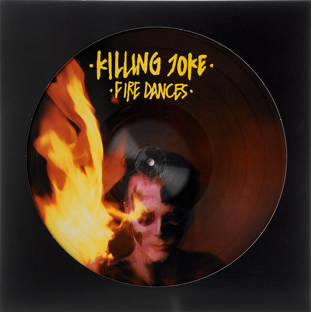 Killing Joke Killing Joke. Fire Dances (LP) killing joke killing joke brighter than a thousand suns picture