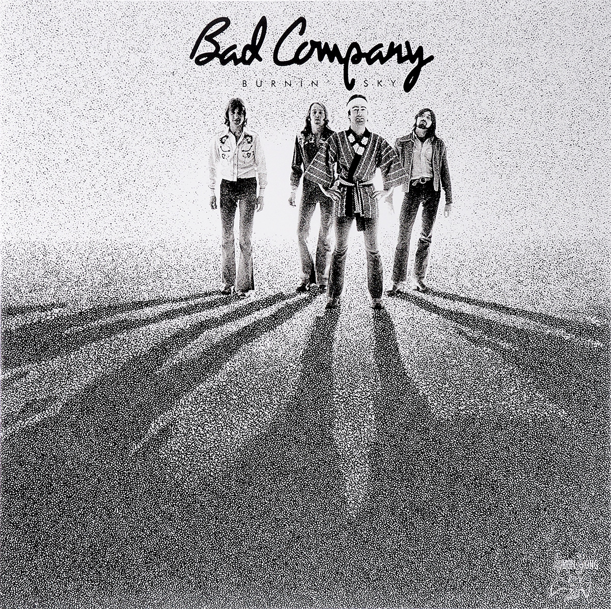 Bad Company Bad Company. Burnin' Sky (2 LP) bad company bad company straight shooter deluxe edition 2 cd