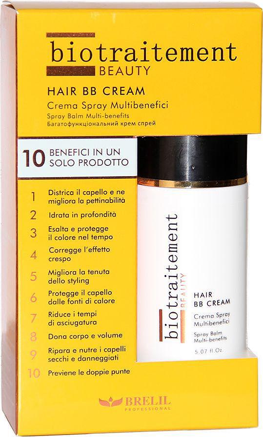 Brelil Cristalli di Argan BB Cream Многофункциональный BB-крем для всех типов волос 150 мл