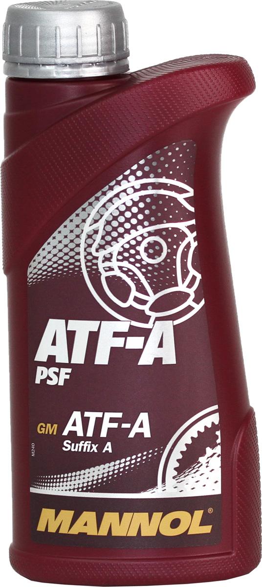 """Масло трансмиссионное MANNOL """"ATF-A PSF"""", минеральное, 1 л"""