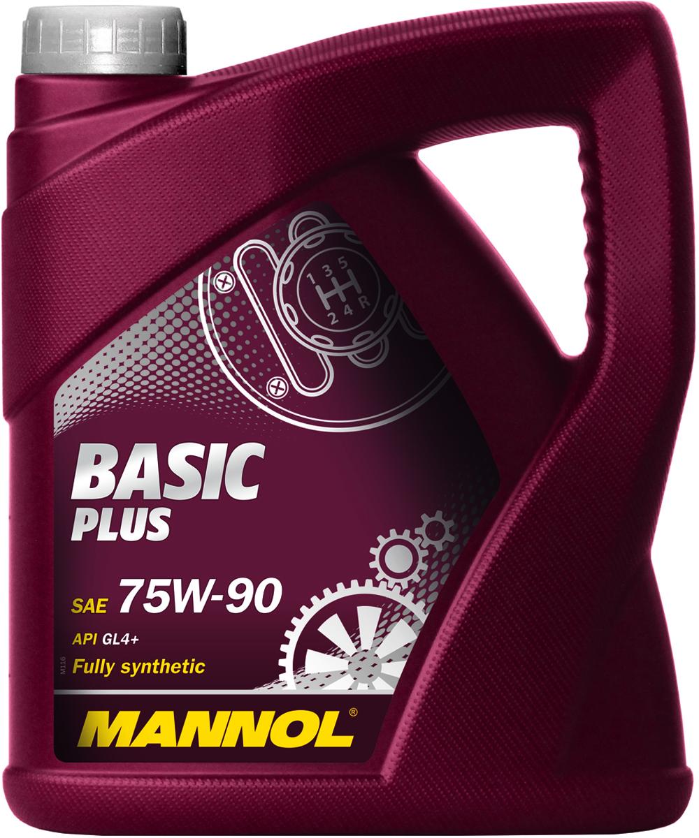 Трансмиссионное масло MANNOL