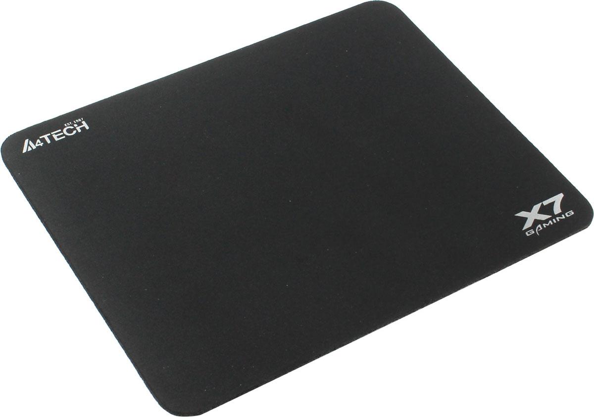Игровой коврик для мыши A4Tech X7-500MP, Black a4tech x7 500mp