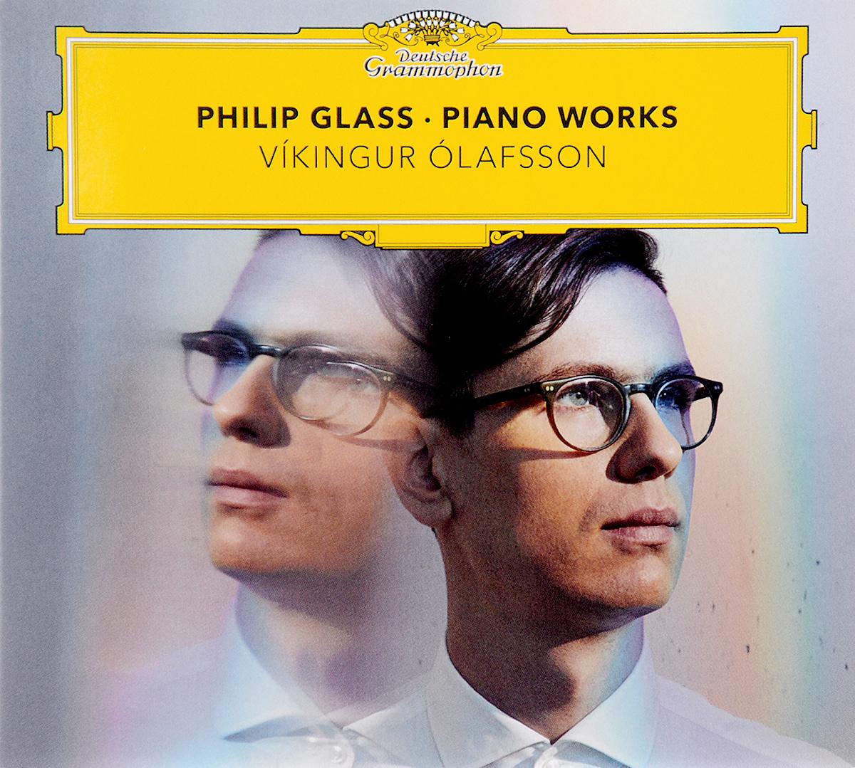лучшая цена Vikingur Olafsson,Siggi String Quartet Vikingur Olafsson. Philip Glass. Piano Works