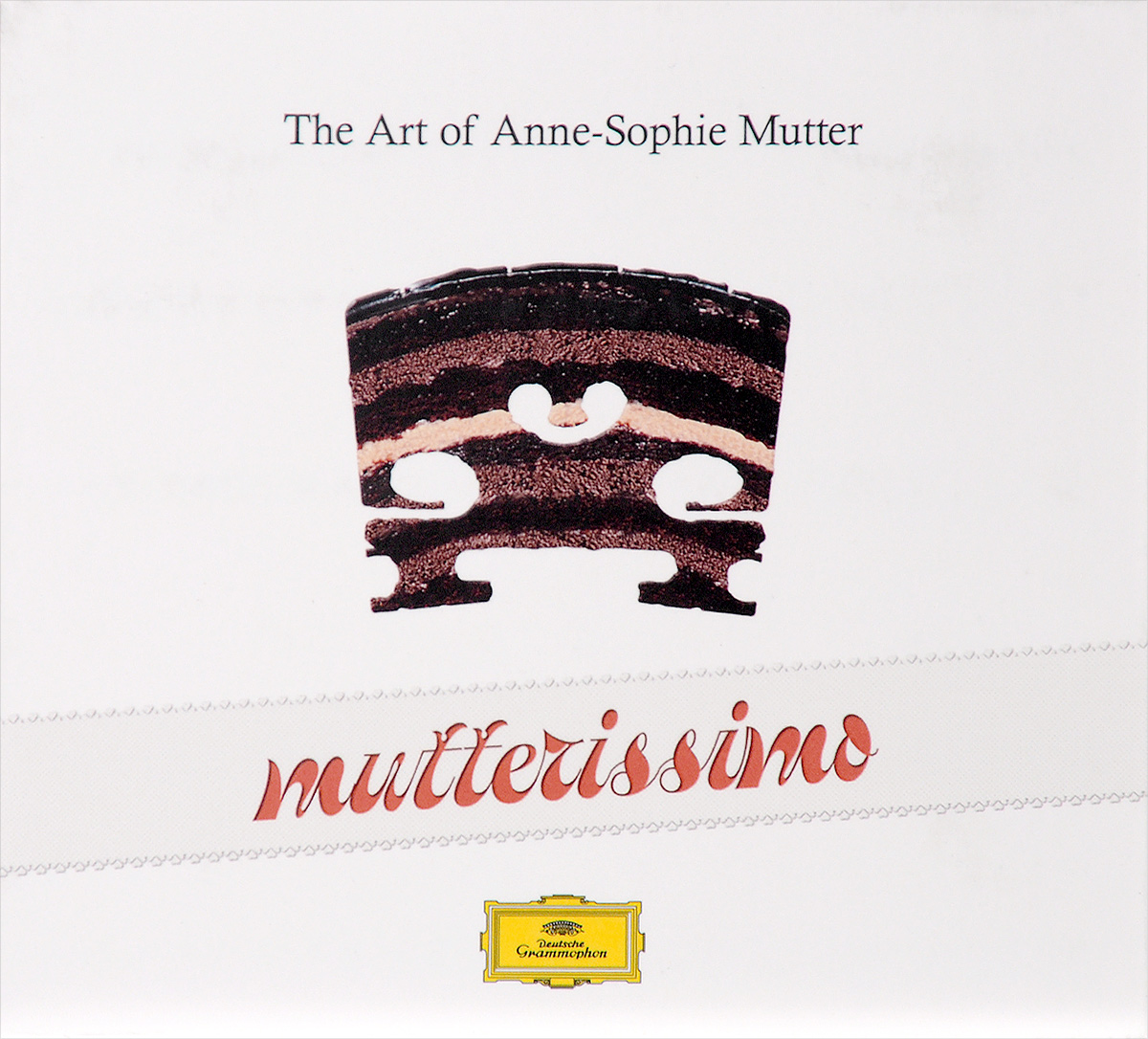 Анна-Софи Муттер Mutterissimo. The Art Of Anne-Sophie Mutter (2 CD) анна софи муттер anne sophie mutter mendelssohn cd dvd