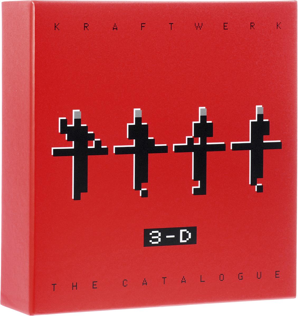 Kraftwerk Kraftwerk. 3-D (4 Blu-ray)