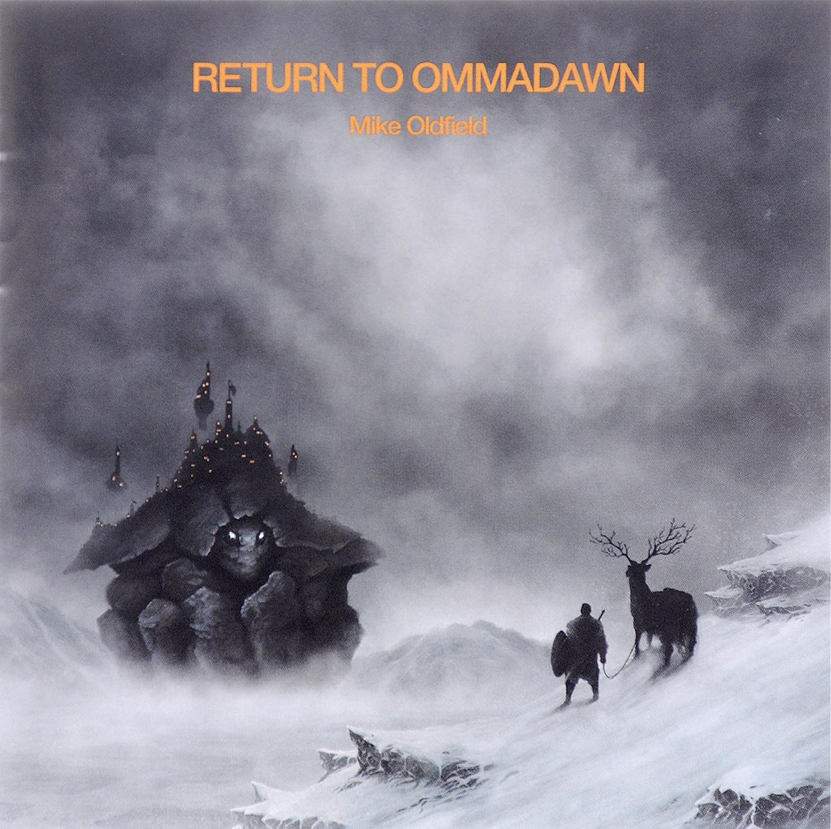 лучшая цена Майк Олдфилд Mike Oldfield. Return To Ommadawn