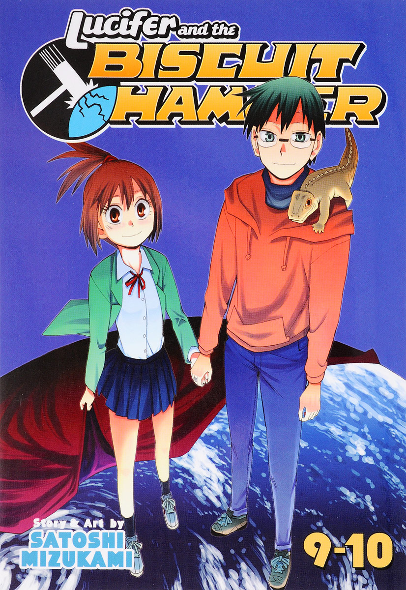 Lucifer and the Biscuit Hammer Volume 9-10