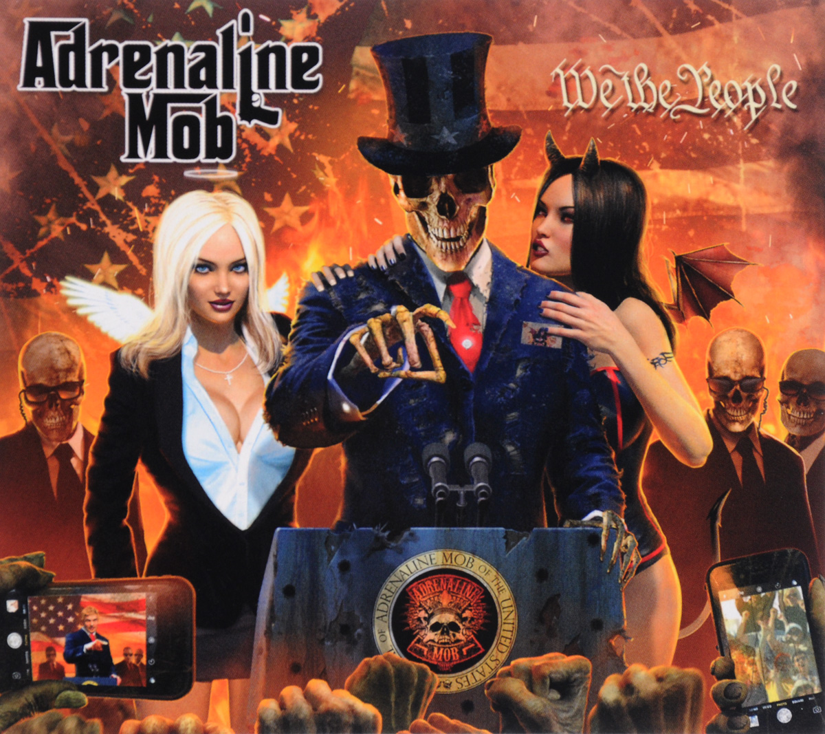 Adrenaline Mob Adrenaline Mob. We The People we the people