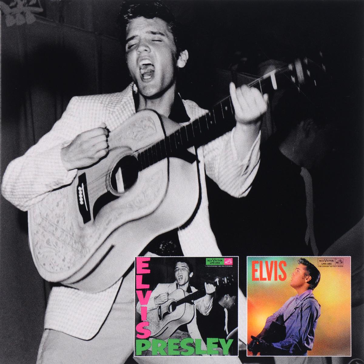лучшая цена Элвис Пресли Elvis Presley. Elvis Presley / Elvis (2 CD)