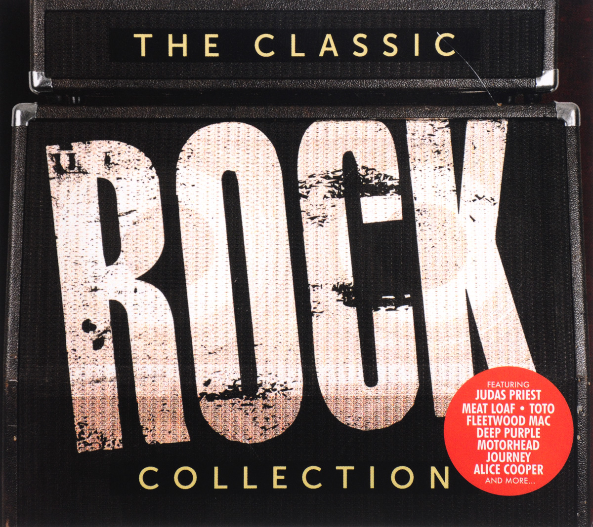 Boston,Blue Oyster Cult,The Outfield,Primal Scream,Fleetwood Mac,Big Brother & The Holding Company,Джеф Бакли,The Fray,Стив Вай,Bad English The Classic Rock Collection (3 CD) cd billie holiday the centennial collection