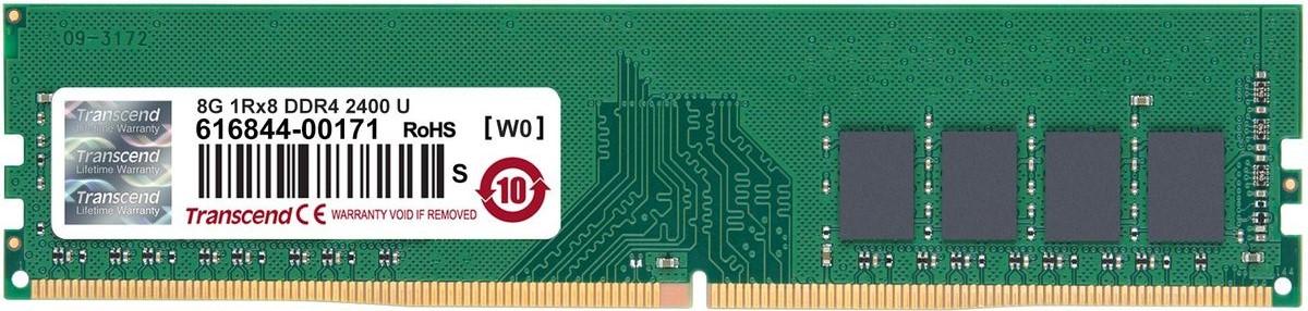 Модуль оперативной памяти Transcend JetRam DDR4 8GB 2400МГц (JM2400HLB-8G)