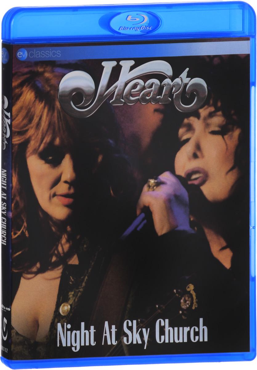 Heart: Night At Sky Church (Blu-ray) alison krauss alison krauss windy city
