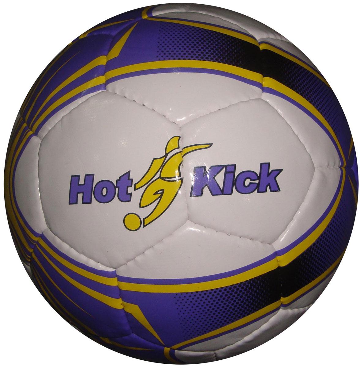 Tata Мяч детский футбольный цвет белый фиолетовый 22 см мяч футбольный umbro neo classic р 5 20594u 157