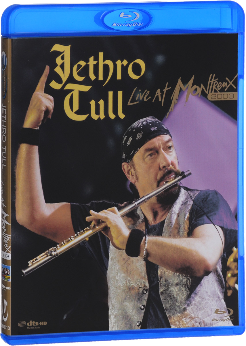 Jethro Tull: Live At Montreux 2003 (Blu-ray) malcolm kemp extreme events robust portfolio construction in the presence of fat tails isbn 9780470976791