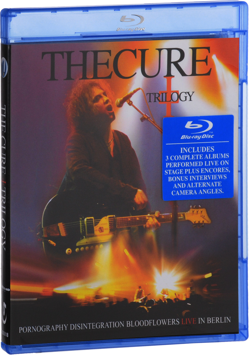 The Cure: Trilogy (Blu-ray) все цены