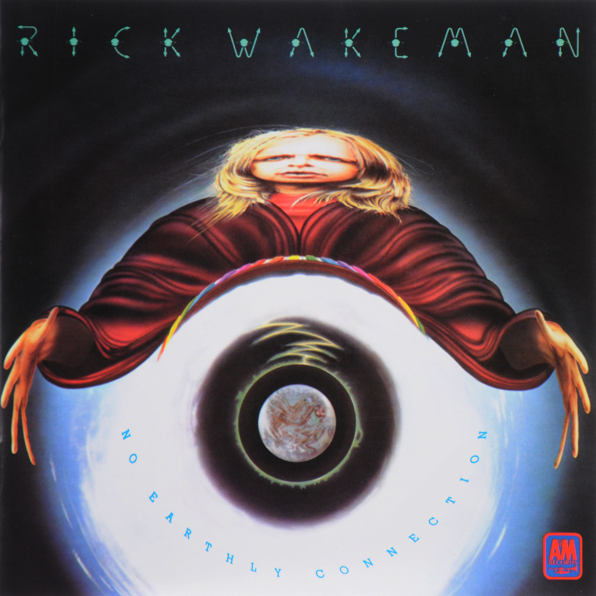 Рик Уэйкман,The English Rock Ensemble Rick Wakeman And The English Rock Ensemble. No Earthly Connection c1065 12 the new english letter printing sofa cushion pillow cover pillowcase 45 x 45cm